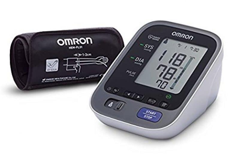 Tensiomètre connecté Omron M7