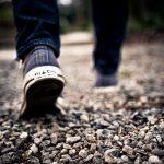marcher pour réduire le diabète et l'hypertension