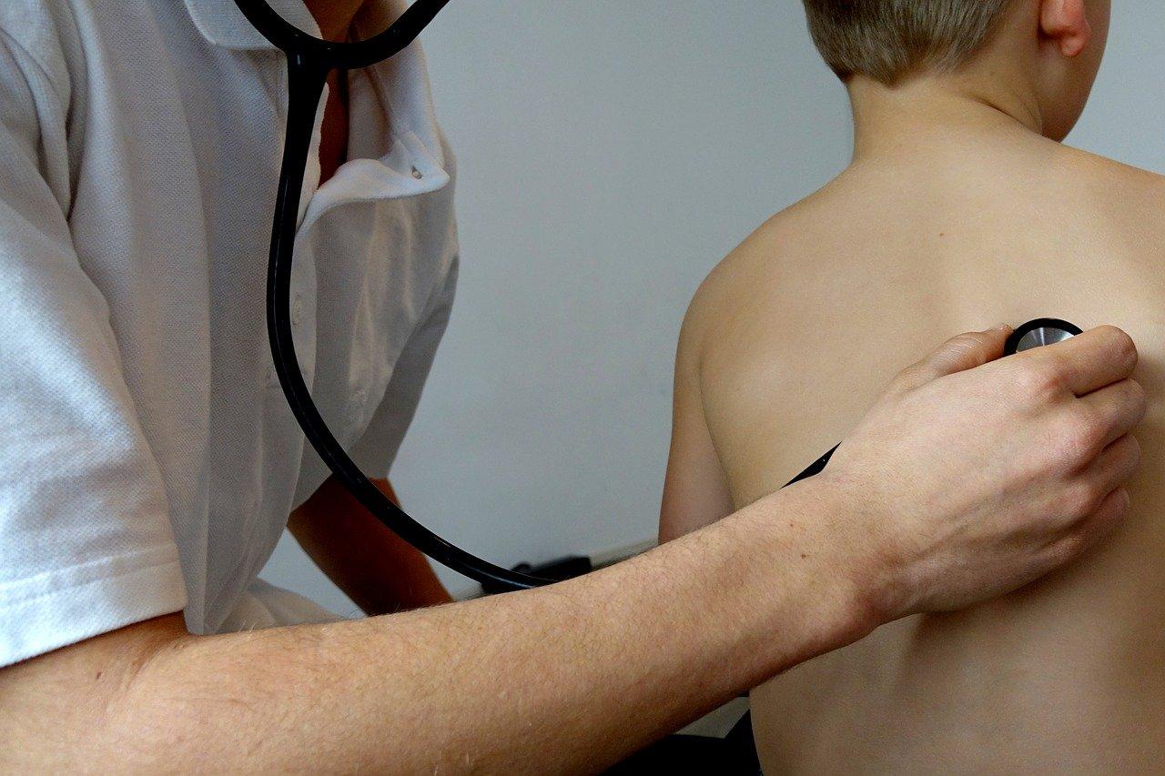 hypertension enfant